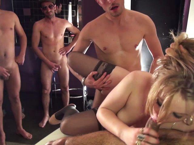 gangbang videos leipzig sauna club