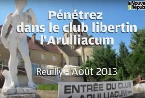 echangiste couple Centre-Val de Loire